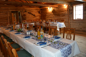 Engevik Gaard - selskapslokaler og catering i Fusa